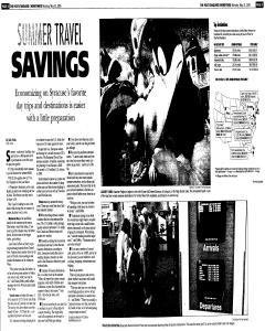 Syracuse Post Standard, May 23, 2005, Page 104