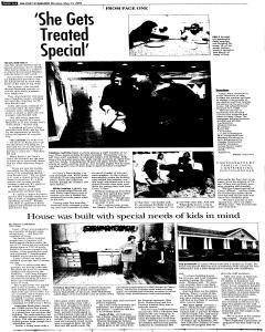 Syracuse Post Standard, May 23, 2005, Page 126