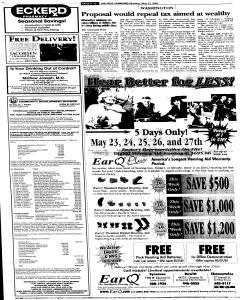 Syracuse Post Standard, May 23, 2005, Page 138