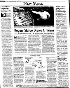 Syracuse Post Standard, May 23, 2005, Page 194