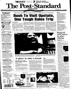 Syracuse Post Standard, May 23, 2005, Page 184