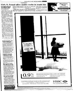 Syracuse Post Standard, May 23, 2005, Page 188
