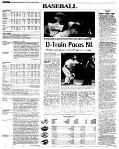 Syracuse Post Standard, May 24, 2005, Page 51