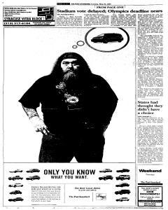 Syracuse Post Standard, May 24, 2005, Page 123