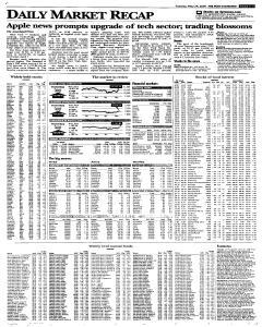 Syracuse Post Standard, May 24, 2005, Page 41
