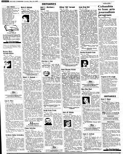 Syracuse Post Standard, May 24, 2005, Page 32