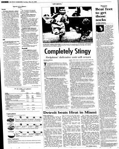 Syracuse Post Standard, May 24, 2005, Page 48