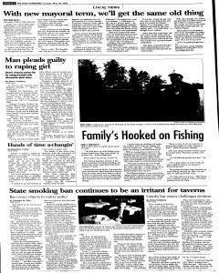 Syracuse Post Standard, May 24, 2005, Page 164
