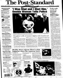 Syracuse Post Standard, May 24, 2005, Page 138