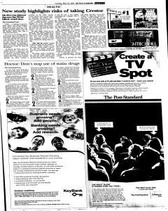 Syracuse Post Standard, May 24, 2005, Page 154