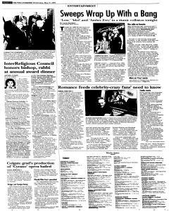 Syracuse Post Standard, May 25, 2005, Page 40