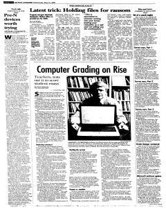 Syracuse Post Standard, May 25, 2005, Page 48