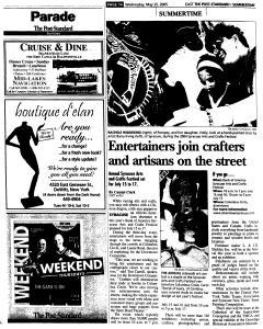 Syracuse Post Standard, May 25, 2005, Page 78