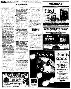 Syracuse Post Standard, May 25, 2005, Page 111