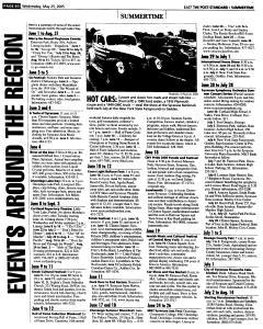 Syracuse Post Standard, May 25, 2005, Page 123