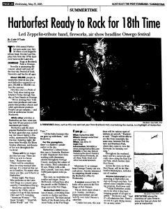 Syracuse Post Standard, May 25, 2005, Page 169