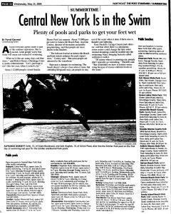 Syracuse Post Standard, May 25, 2005, Page 175