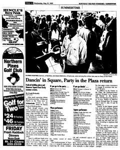 Syracuse Post Standard, May 25, 2005, Page 194