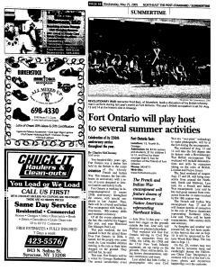 Syracuse Post Standard, May 25, 2005, Page 210