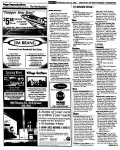 Syracuse Post Standard, May 25, 2005, Page 212