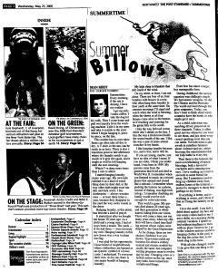 Syracuse Post Standard, May 25, 2005, Page 224