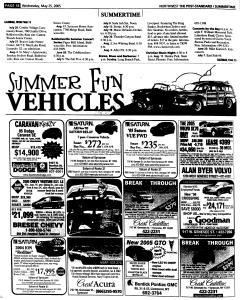 Syracuse Post Standard, May 25, 2005, Page 240