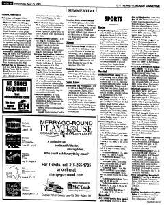 Syracuse Post Standard, May 25, 2005, Page 356