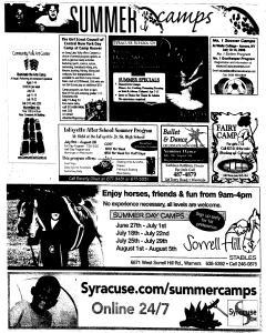 Syracuse Post Standard, May 25, 2005, Page 372