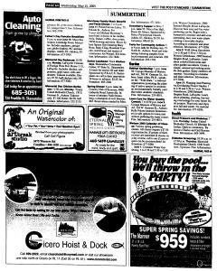 Syracuse Post Standard, May 25, 2005, Page 443