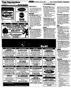 Syracuse Post Standard, May 25, 2005, Page 457