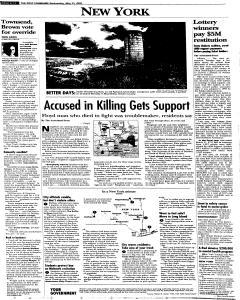Syracuse Post Standard, May 25, 2005, Page 471
