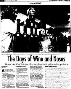 Syracuse Post Standard, May 25, 2005, Page 529
