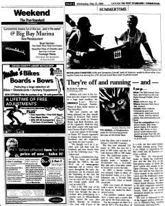 Syracuse Post Standard, May 25, 2005, Page 533