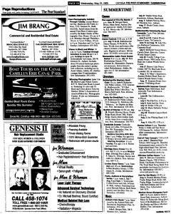 Syracuse Post Standard, May 25, 2005, Page 543