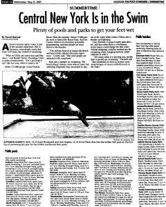 Syracuse Post Standard, May 25, 2005, Page 606
