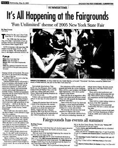 Syracuse Post Standard, May 25, 2005, Page 633