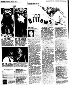 Syracuse Post Standard, May 25, 2005, Page 653