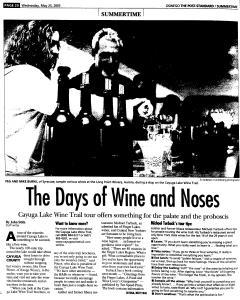 Syracuse Post Standard, May 25, 2005, Page 671