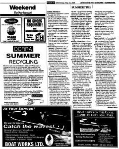 Syracuse Post Standard, May 25, 2005, Page 684