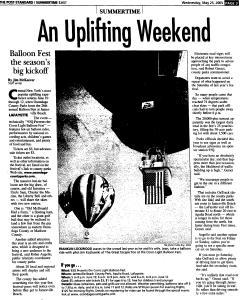 Syracuse Post Standard, May 25, 2005, Page 67