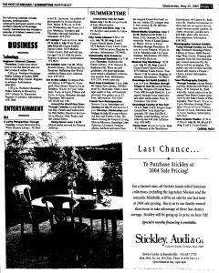 Syracuse Post Standard, May 25, 2005, Page 150