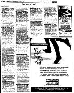 Syracuse Post Standard, May 25, 2005, Page 174
