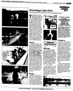 Syracuse Post Standard, May 25, 2005, Page 187