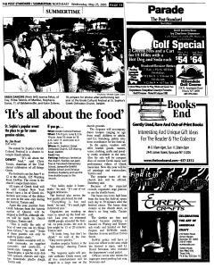 Syracuse Post Standard, May 25, 2005, Page 215