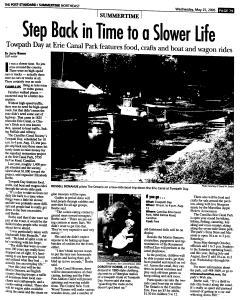 Syracuse Post Standard, May 25, 2005, Page 221