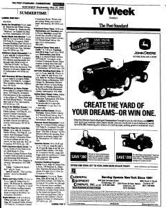 Syracuse Post Standard, May 25, 2005, Page 233