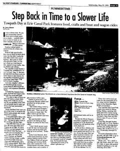 Syracuse Post Standard, May 25, 2005, Page 296
