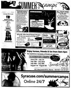 Syracuse Post Standard, May 25, 2005, Page 428