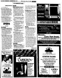 Syracuse Post Standard, May 25, 2005, Page 448
