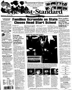Syracuse Post Standard, May 25, 2005, Page 460